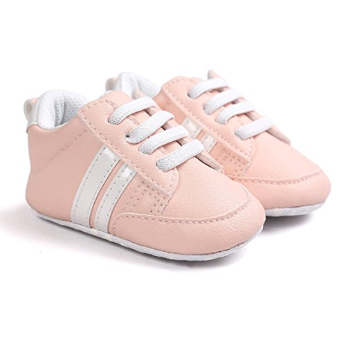 LUWU Baby Girls Boy Anti-Slip Soft Sole Infant Toddler Newborn Shoes